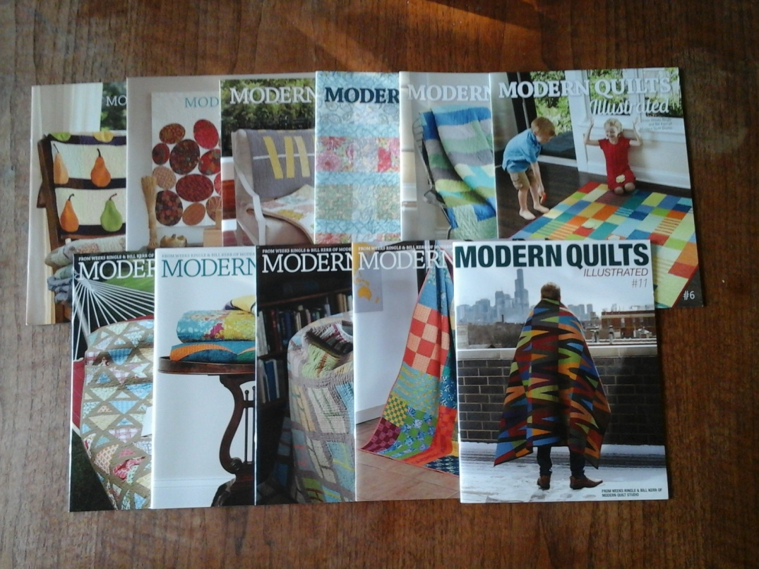 modern magazine weeks ringle