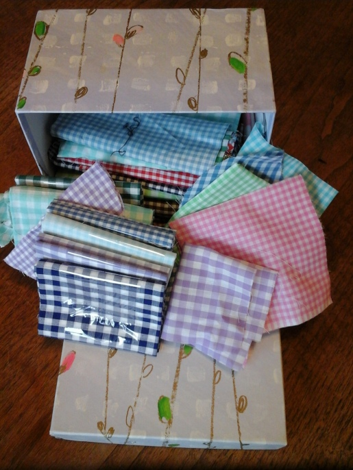 Gingham from Scotland